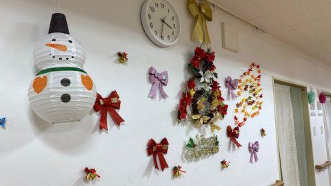 クリスマスイベント~3階フロア編~