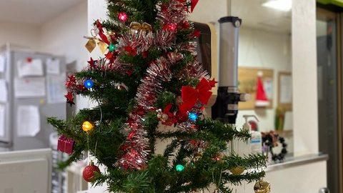 クリスマスイベント~4階フロア編~